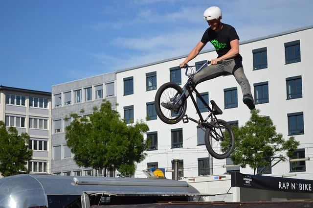 can adults ride 20 inch bmx bikes