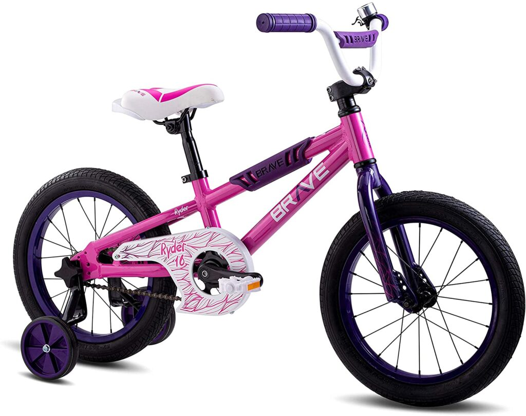 Brave BMX Kids Bike For Girls