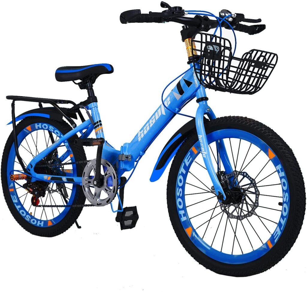 Hosote Folding Kids Bike