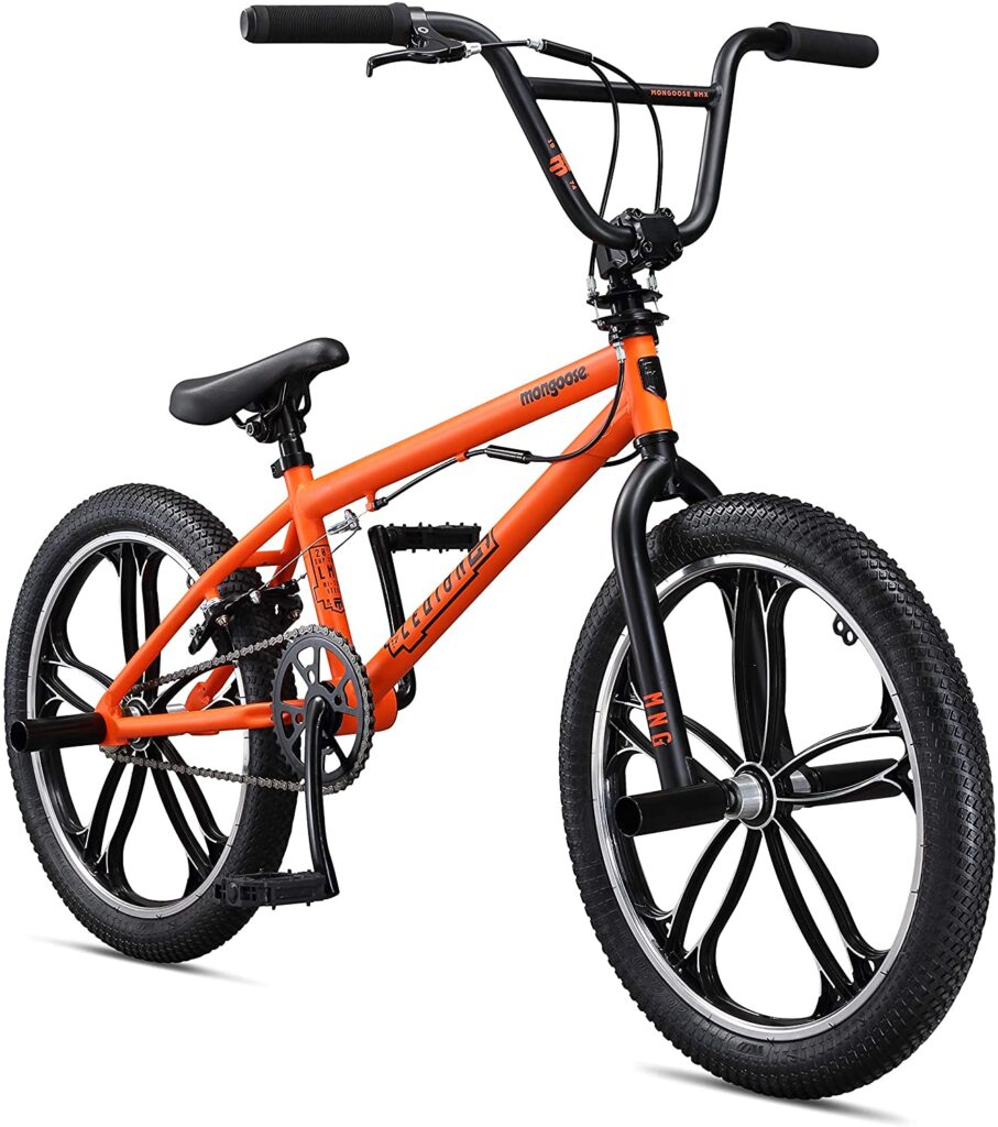 Mongoose Legion Freestyle Sidewalk BMX Bike_